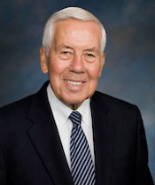 Photo of Senator Richard G. Lugar (Ret.)